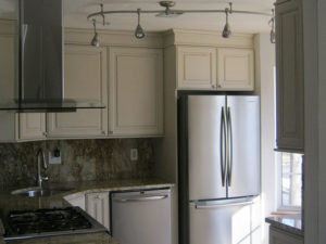 Galley Kitchen Remodel PA