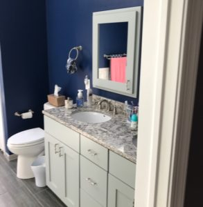 Small Bathroom Makeovers PA
